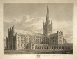 The Cathedral Church of Norwich